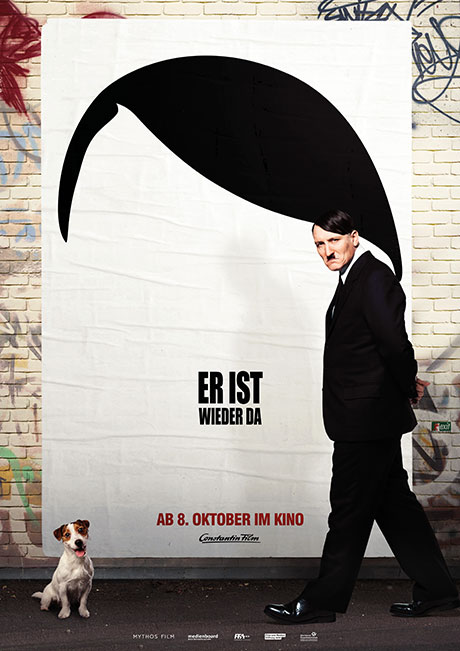 Best Foreign Poster Nominee - Er Ist Wieder Da (Look Who's Back)