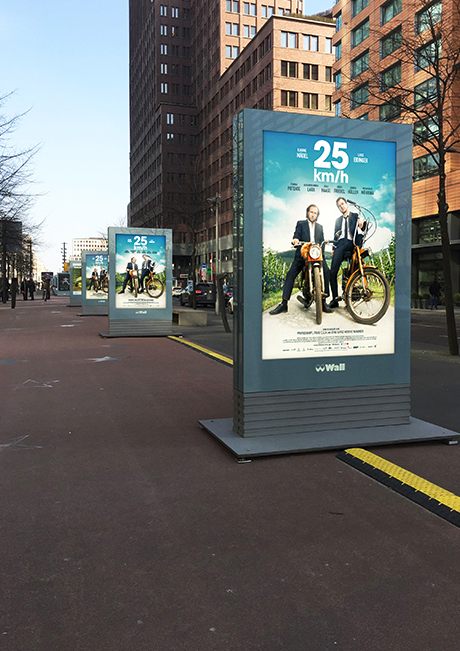 Outdoor Campaign